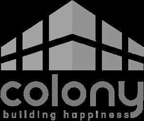colony company grey logo