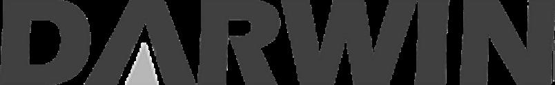 darwin company grey logo