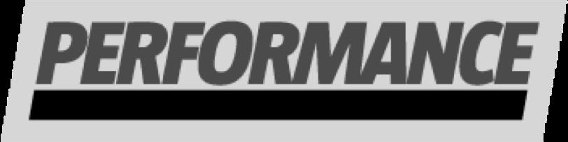 performance company grey logo